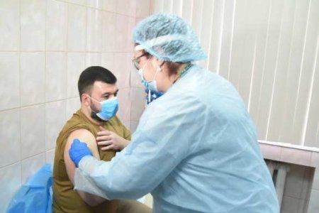 ДНРпоставит рекорд повакцинации отковида (ФОТО, ВИДЕО)