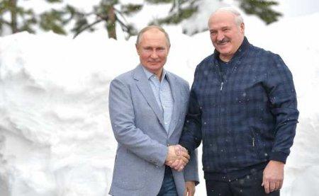 ВСочи проходит встреча Путина иЛукашенко (ФОТО, ВИДЕО)