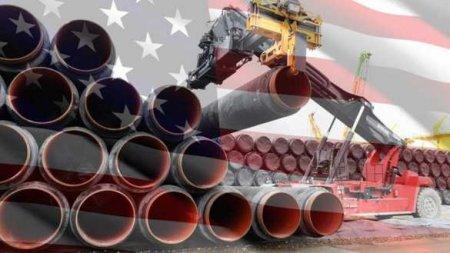 СШАвнесли трубоукладчик «Северного потока — 2» вещёодин санкционный спис ...