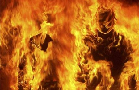 «ВСУшники» сгорели заживо в блиндаже у Донецкого аэропорта (ФОТО)