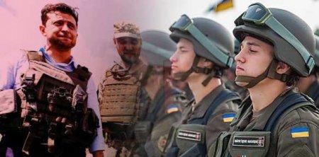 Вдруг война, аяуставший: украинским военным разрешили поднимать ноги на5см ниже