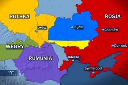 Депутат Верховной рады показал в Сети карту Украины сДНР и ЛНР ибезКрыма (ФОТО)