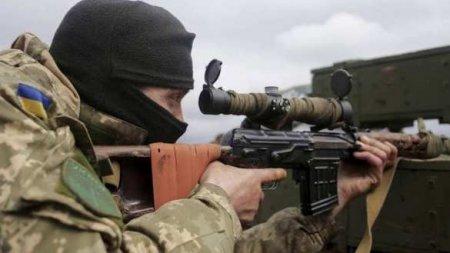 Подлая провокация: Украинский снайпер убил сотрудника МВДДНР
