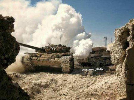 СРОЧНО: К границе Сирии стягиваются войска для мощного наступления