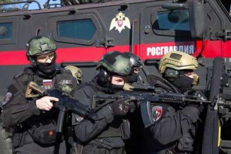 «Вешкинская война» закончилась: спецназ покидает место операции (ВИДЕО)