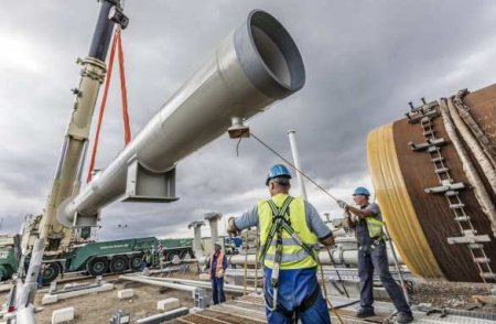 Власти Германии отклонили протест экологов против «Северного потока — 2»