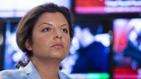 Русские люди, которые живут на Донбассе, должны жить в России: Симоньян (ВИДЕО)
