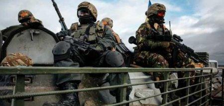 Враг ударил по всей линии фронта в ЛНР (ВИДЕО)