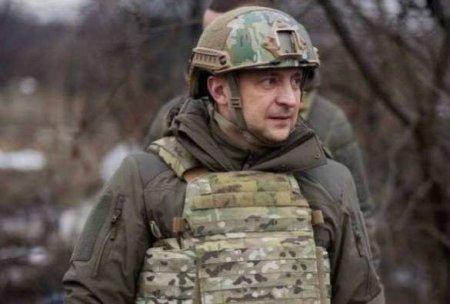 Зеленский собрался в Донбасс