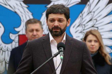 В Госдуме подтвердили заявление главы ДНР