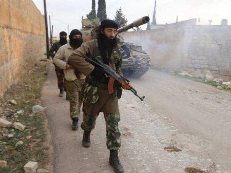 Сирийским наёмникам обещают $2000 за участие в каратель ...