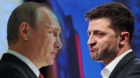 Зеленский отреагировал навозможную встречу Путина иБайдена