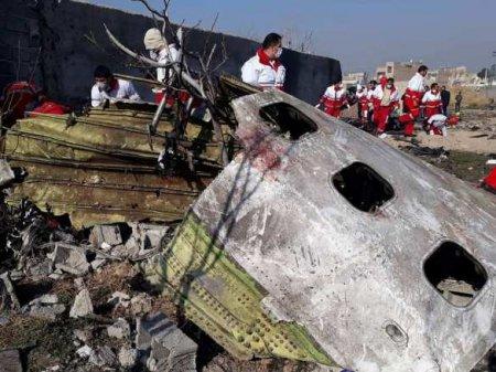 Украина заявила, чтоИран намеренно сбил самолёт МАУв2020году