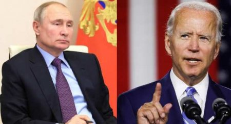Байден заявил, что встреча с Путиным «вернёт Россию в мировое сообщество»