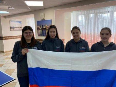 Россия взяла все «золото» на европейской математической Олимпиаде (ФОТО)