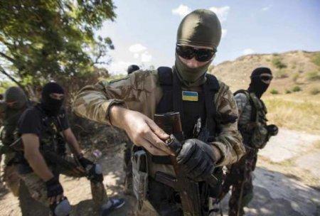 Армия ЛНР пресекла атаку с воздуха (ФОТО)