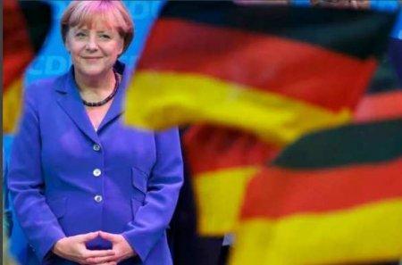 Меркель: Германия не будет отказываться от «Северного потока — 2»