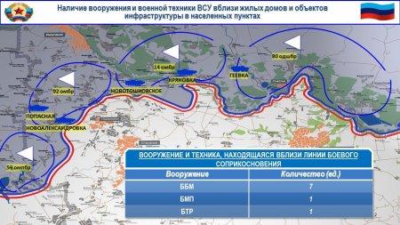 Американские инструкторы переброшены на передовую Донбасса, у ВСУ потери (ФОТО, ВИДЕО)
