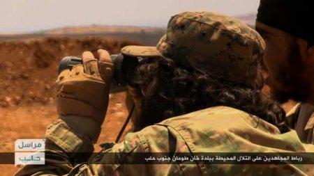 Террористы наносят авиаудары в Сирии: у армии потери (ФОТО)