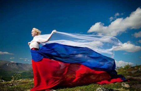 Скандал: Российский флаг убрали состола вовремя чемпионата мира (ВИДЕО)