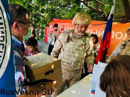 Встреча на чужбине: Армия России и прекрасные женщины русской общины в Лата ...