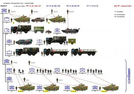 Польская армия: советские танки и БМП против бронетехники НАТО (ФОТО)