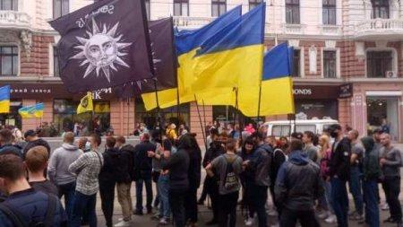 Полицаи, фильтрационные пункты и марш нацистов: как Одесса поминает жертв 2-го мая (ФОТО, ВИДЕО)