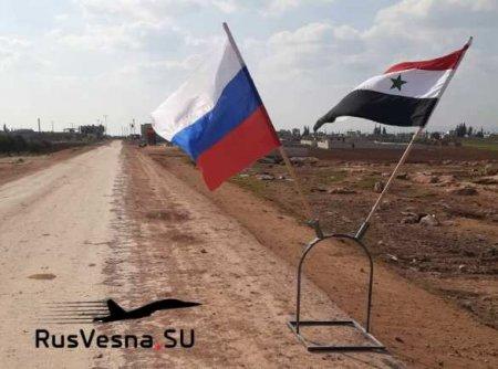 Как боевая операция ВКС России помогла вернуть лучшие на Ближнем Востоке дороги (ФОТО)