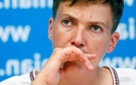 Украина теряет суверенитет, — Савченко (ВИДЕО)