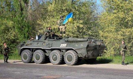 На Донбассе готовится спецоперация ко Дню Победы (ФОТО, ВИДЕО)