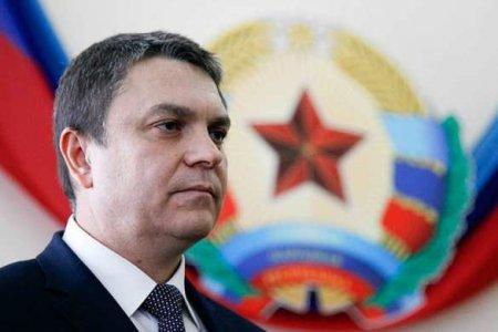 Глава ЛНР рассказал, чего ждёт от приезда Блинкена на Украину