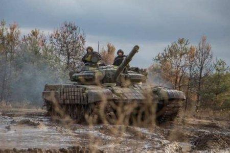 Донбасс: Уничтожен блиндаж карателей, у ВСУ значительные потери в живой сил ...
