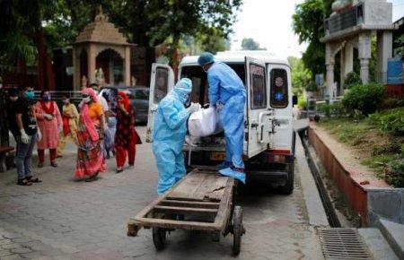 Новое глобальное бедствие: переживших коронавирус индийцев накрыла смертоносная «черная плесень»