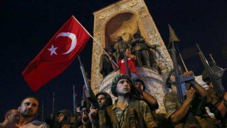 В Турции назвали государства, которые пытались свергнуть Эрдогана