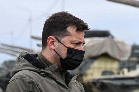 «Завтра могут убить 100человек»: Зеленский нестал отвечать навопрос о Пу ...
