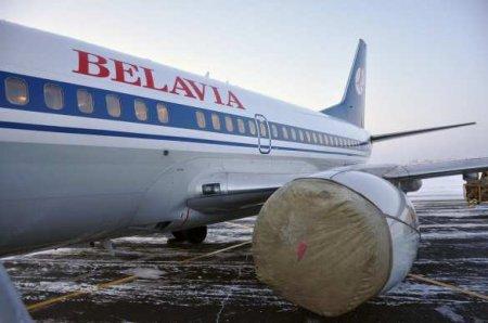 «Белавиа» запретили летать вВеликобританию
