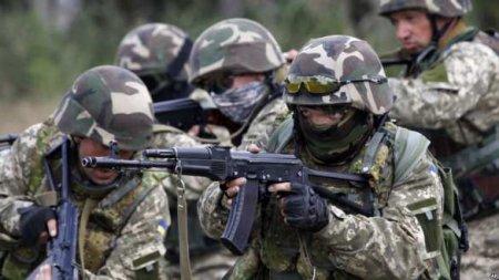 На передовую Донбасса тайно переброшен спецназ ССО (ФОТО, ВИДЕО)