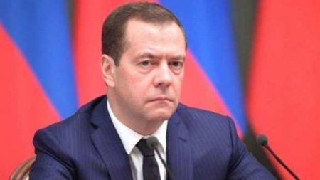 Медведев рассказал, чем«Единая Россия» отличается отКПСС