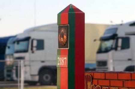 Белоруссия задержала автомобиль слитовской диппочтой