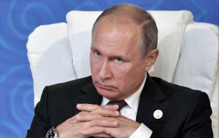 «США уверенной походкой идут по пути Советского Союза», — Путин
