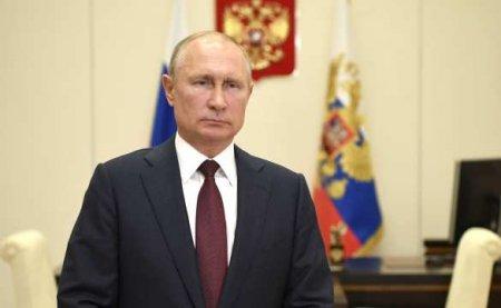 Путин открыл памятник Александру III