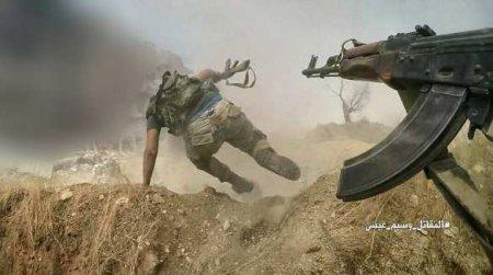 СРОЧНО: кровавый провал в Сирии, враг начал прорыв и жестоко поплатился (ФО ...