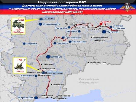 Украинский военный подорвался на мине, пытаясь спасти беспилотник: Сводка с Донбасса (ФОТО)