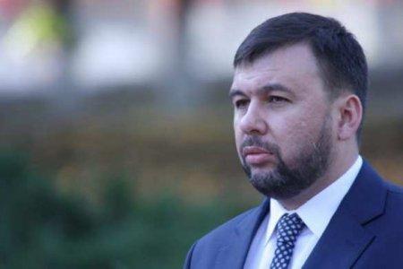 Глава ДНР выразил соболезнования родным внука основателя Донецко-Криворожской республики