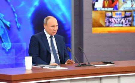 Путин рассказал о радикальном отличии Байдена от Трампа (+ВИДЕО)