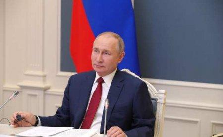 Путин высказался о зарплатах Героев Труда