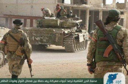 Армия боевиков страны НАТО: враг провёл тайные переговоры в Сирии