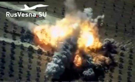 СРОЧНО: Найдены тайные базы врага для реванша в Сирии, ВКС РФ приступили к уничтожению (ВИДЕО)