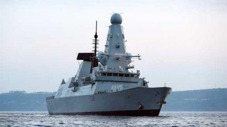 СРОЧНО: ФСБ показала кадры огня в сторону британского эсминца (ВИДЕО)