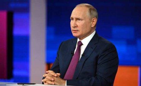 «Я же русский человек»: Путин рассказал, какие песни поёт на отдыхе